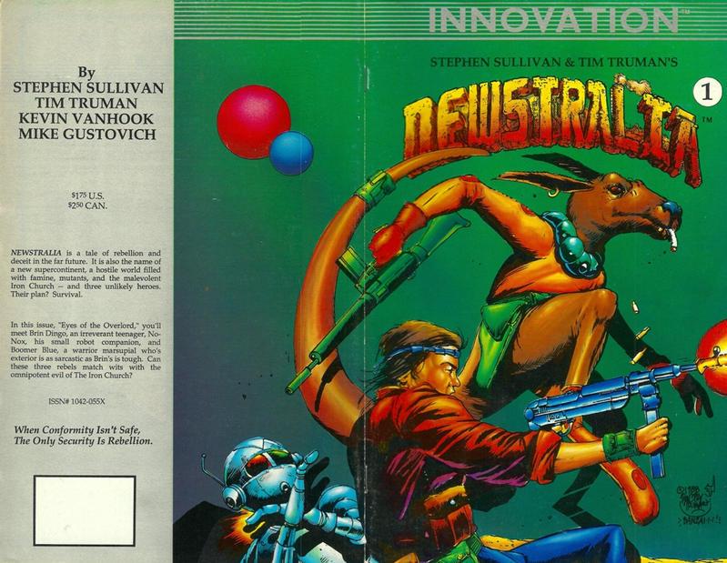 Newstralia #1 (1989)