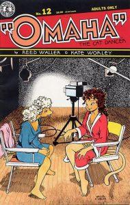 Omaha the Cat Dancer #12 (1989)