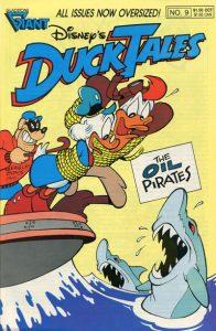Disney's DuckTales #9 (1989)