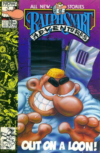 Ralph Snart Adventures #10 (1989)