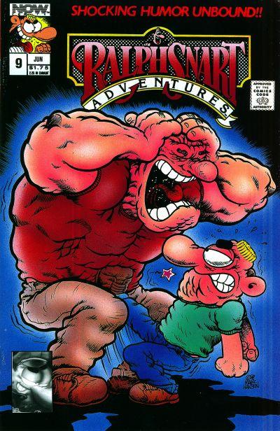 Ralph Snart Adventures #9 (1989)
