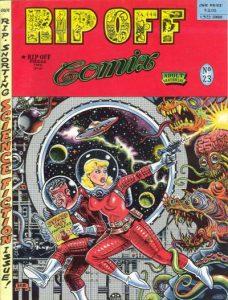 Rip Off Comix #23 (1989)