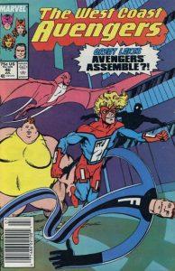 West Coast Avengers #46 (1989)