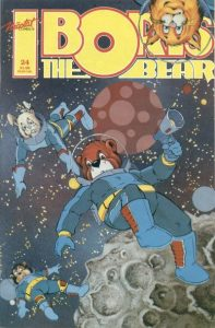 Boris the Bear #24 (1989)
