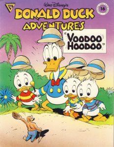 Gladstone Comic Album #16 (1989)