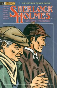 Sherlock Holmes #12 (1989)