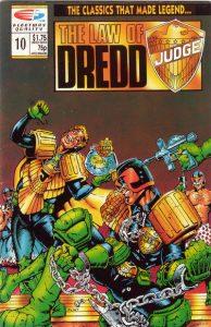 The Law of Dredd #10 (1989)