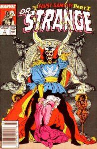 Doctor Strange, Sorcerer Supreme #5 (1989)