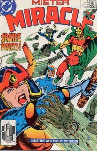 Mister Miracle #8 (1989)