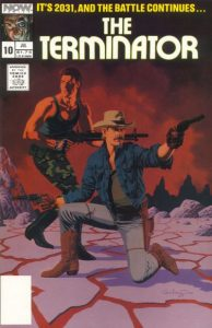 The Terminator #10 (1989)
