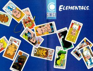Elementals #5 (1989)