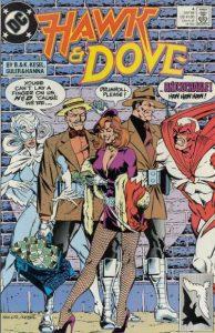 Hawk and Dove #4 (1989)