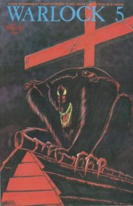 Warlock 5 Book II #2 (1989)