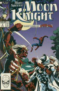 Marc Spector: Moon Knight #2 (1989)