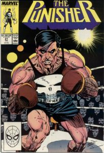 The Punisher #21 (1989)