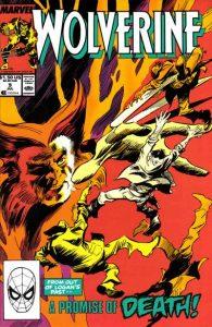 Wolverine #9 (1989)