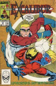 Excalibur #10 (1989)
