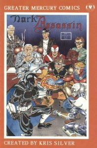 Dark Assassin #1 (1989)