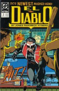 El Diablo #2 (1989)