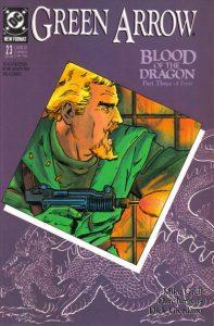 Green Arrow #23 (1989)