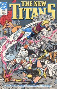 The New Titans #58 (1989)