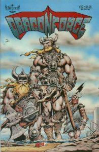 Dragonforce #10 (1989)