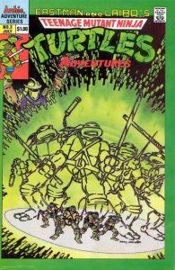 Teenage Mutant Ninja Turtles Adventures #3 (1989)