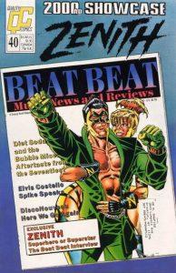 2000 A. D. Showcase #40 (1989)