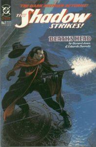 The Shadow Strikes! #1 (1989)