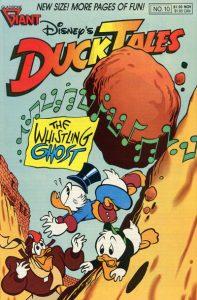Disney's DuckTales #10 (1989)