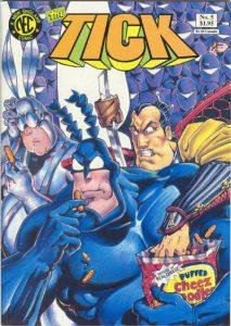 The Tick #5 (1989)