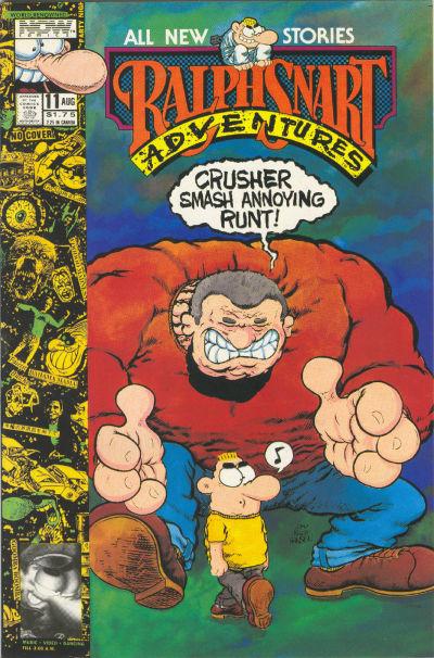 Ralph Snart Adventures #11 (1989)