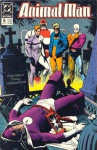 Animal Man #16 (1989)