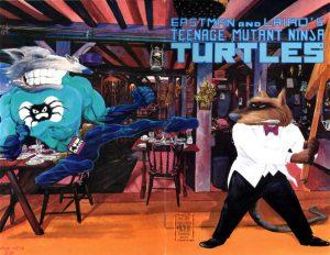 Teenage Mutant Ninja Turtles #23 (1989)