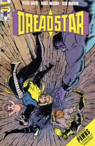 Dreadstar #45 (1989)
