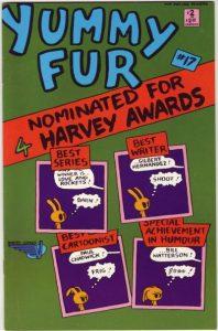Yummy Fur #17 (1989)
