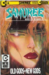 Samuree #6 (1989)
