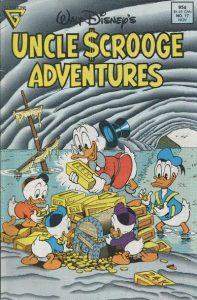 Walt Disney's Uncle Scrooge Adventures #17 (1989)