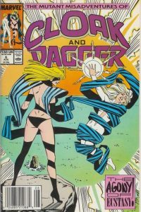 The Mutant Misadventures of Cloak and Dagger #6 (1989)