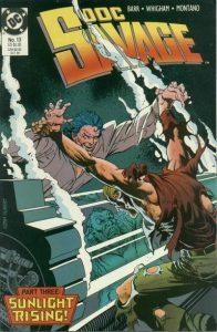 Doc Savage #13 (1989)