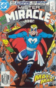 Mister Miracle #9 (1989)