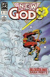 New Gods #8 (1989)