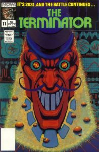 The Terminator #11 (1989)