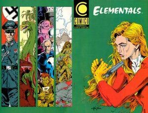 Elementals #6 (1989)