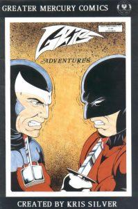 Grips Adventures #2 (1989)