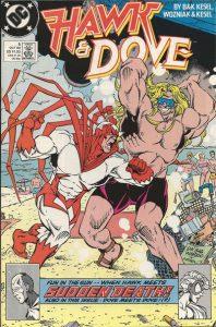Hawk and Dove #5 (1989)