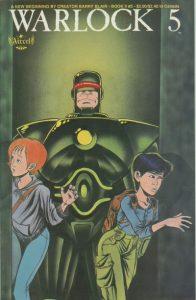 Warlock 5 Book II #3 (1989)