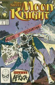 Marc Spector: Moon Knight #3 (1989)
