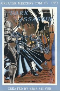 Dark Assassin #2 (1989)