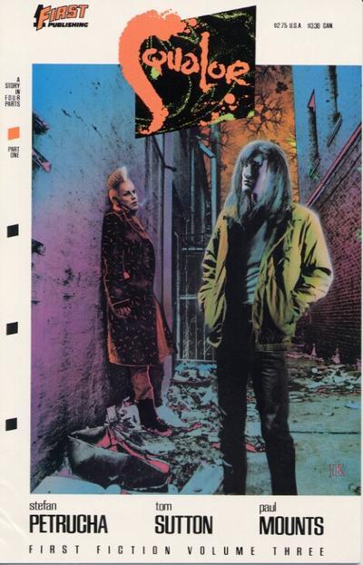 Squalor #1 (1989)